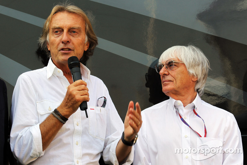 Ecclestone should quit over corruption charges - Montezemolo