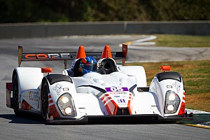 ALMS Interview Bennett sets sights on 3rd straight championship for CORE autosports