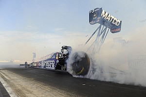 NHRA Special feature Top moments of 2012, #6: Antron Brown stayed strong to the end