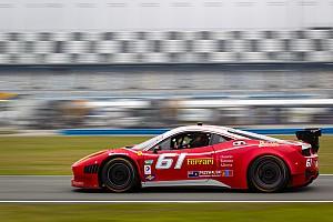 Grand-Am Testing report Segal debuts new R.Ferri Ferrari 458 at Daytona testing