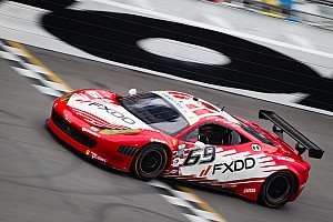 Grand-Am Testing report AIM Autosport teams continue progress at Daytona 24H testing