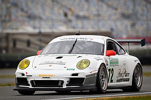 Grand-Am Testing report Park Place Motorsports off to roaring start in Daytona 24H testing