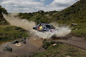 Dakar Stage report Nasser Al-Attiyah bows out of the 2013 Dakar Rally