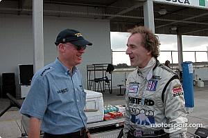 ALMS Special feature Travels with James Weaver, Part 1