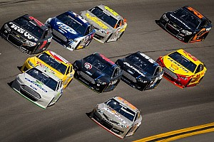 NASCAR Cup Commentary The draft pack