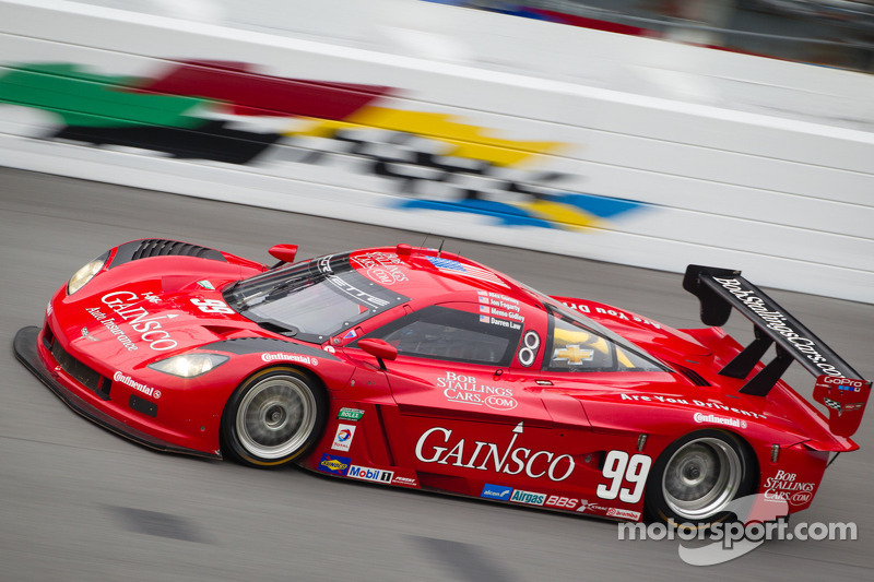 Bob Stallings Racing set for season-opening Daytona 24H
