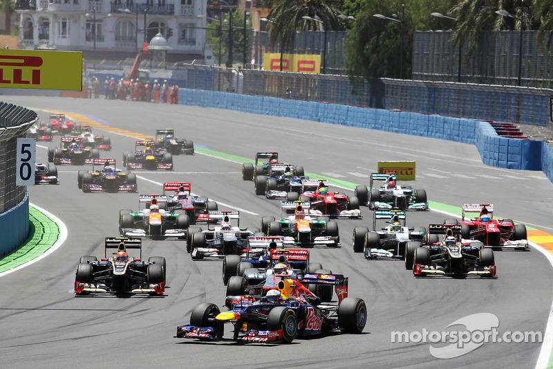 F1 dream over, Valencia street circuit crumbles