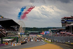 Le Mans Breaking news Le Mans 24-Hours is not affected by the economy