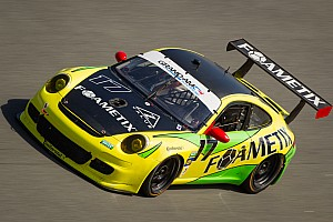 Grand-Am Race report FOAMETIX/Burtin Racing Porsche rallies in Daytona opening stages