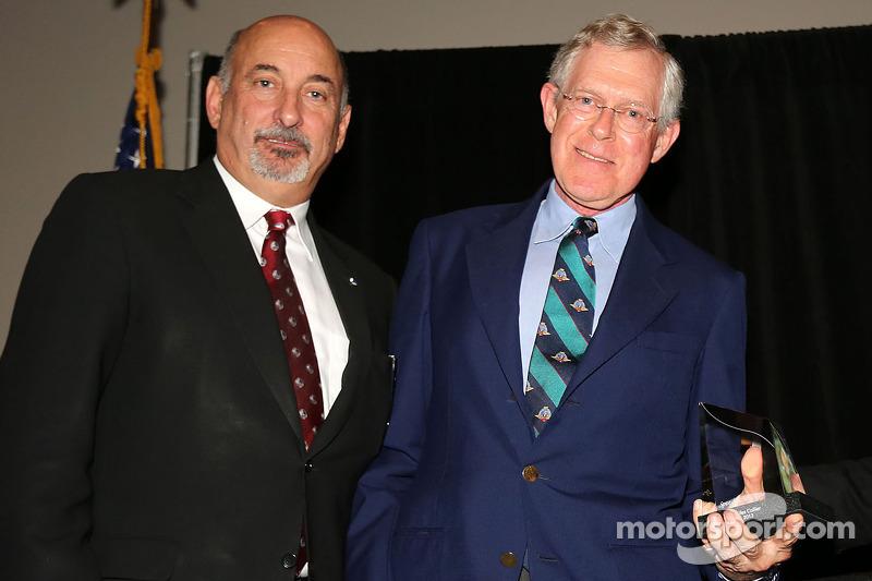 Miles Collier named recipient of RRDC's 2012 Bob Akin Award