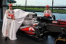 Perez incredibly proud to be a Vodafone McLaren driver