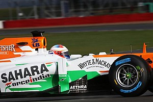 Formula 1 Interview Paul Di Resta expects a strong start for Sahara Force India this year