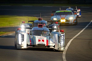 WEC Breaking news Mission title defence: Audi nominates driver line-ups for World Endurance Championship
