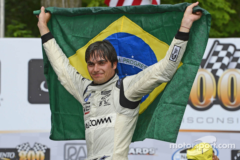 Nelson Piquet Jr. snags full time ride with TSM