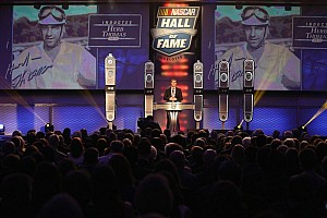 NASCAR Cup Special feature NASCAR Hall of Fame welcomes five new members