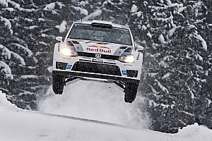 WRC Leg report Ogier keeps Loeb at bay in Rally Sweden's second leg