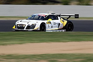 Endurance Race report Best Audi R8 LMS ultra takes fourth place at Bathurst 12h