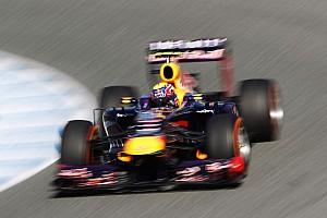 Formula 1 Breaking news Webber 'on target' after leg surgery