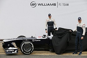 Formula 1 Breaking news Williams F1 unveil FW35 challenger