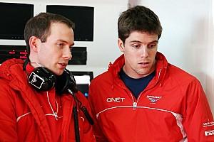 Formula 1 Breaking news Razia left out of Marussia's Barcelona test