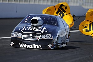 NHRA Preview Mopar all fired up for Phoenix