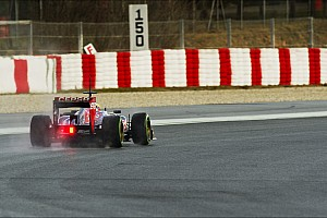 Formula 1 Testing report Vergne opened the second round of testing in Barcelona with third best laptime