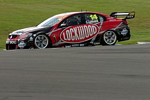 Supercars Race report Agony for Lockwood Racing and Coulthard in first Adelaide race