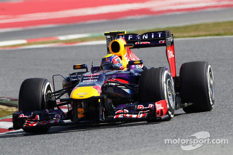 No easy Day Three for Red Bull in Barcelona