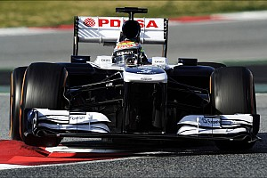 Formula 1 Testing report Williams concludes pre-season testing showing good reliability in Spain
