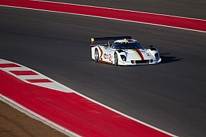 Grand-Am Race report Dalziel scores a stunning second place at COTA