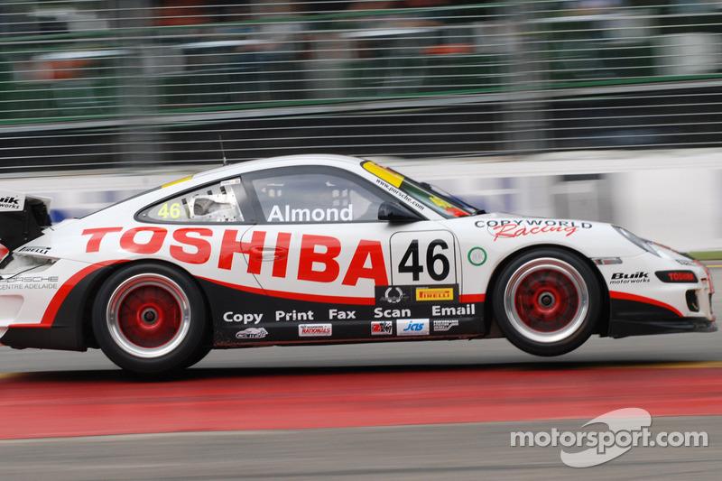 Baird takes the Australian GT double on Erebus debut in Adelaide