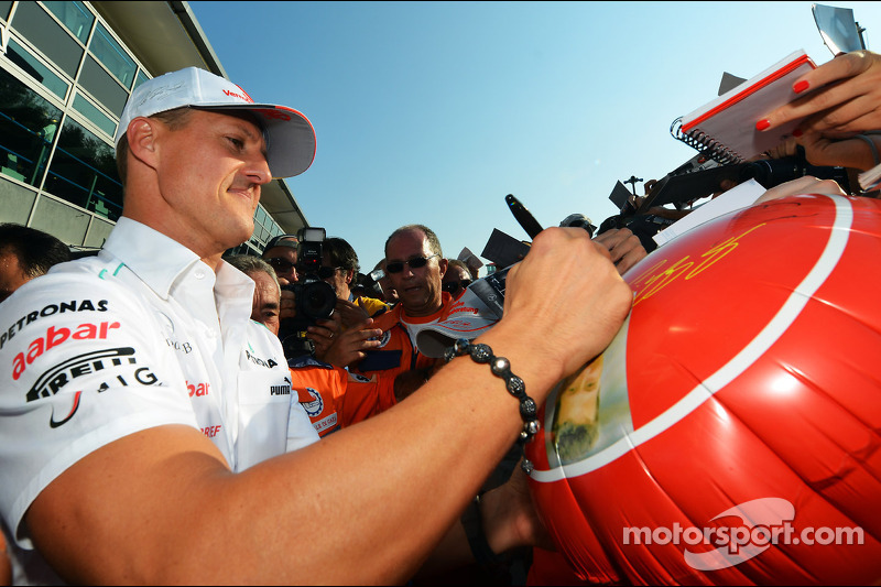 Schumacher rules out becoming F1 pundit