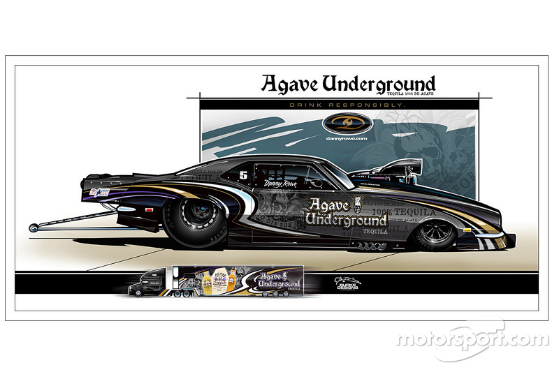 Danny Rowe Racing partners with new primary sponsor for 2013