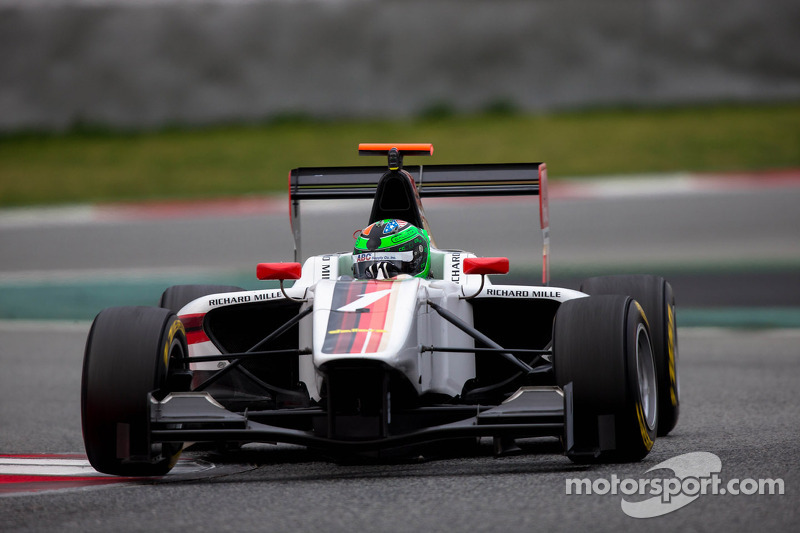 Strong test for Daly in Barcelona