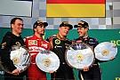 Raikkonen roars to victory in season opening Australian GP