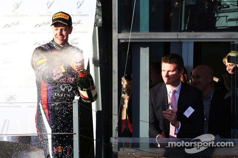 Villeneuve, Coulthard, say Vettel not great