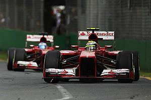 Formula 1 Commentary Ferrari actually fastest in Australia - Brawn
