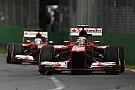 Ferrari actually fastest in Australia - Brawn