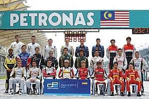 FIA F2 Preview 2013 teams and drivers are ready for the action on the Sepang circuit