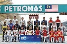 2013 teams and drivers are ready for the action on the Sepang circuit