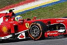 Massa and Alonso completed 84 laps on Friday practice for the Malaysian GP