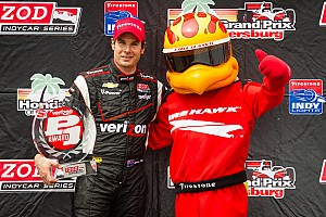 IndyCar Qualifying report Firestone Fast Six put on a good show in St. Petersburg's qualifying