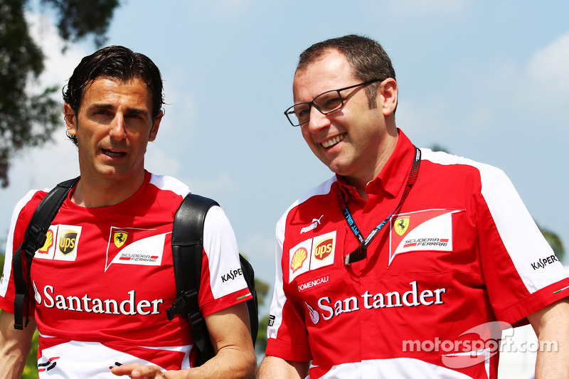 Time has arrived for Ferrari title - Domenicali
