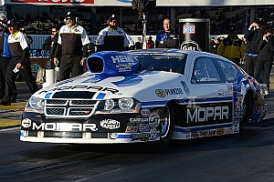 NHRA Preview Johnson is ready to go for two in a row in Las Vegas