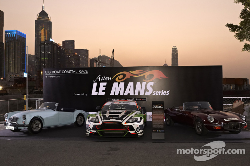Asian Le Mans Series streamlines on teams' advice