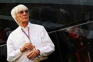 Formula 1 Commentary F1 could amplify sound of V6 engines - Ecclestone