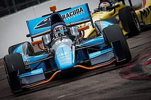 IndyCar Race report Another solid climb for Barracuda Racing at Barber