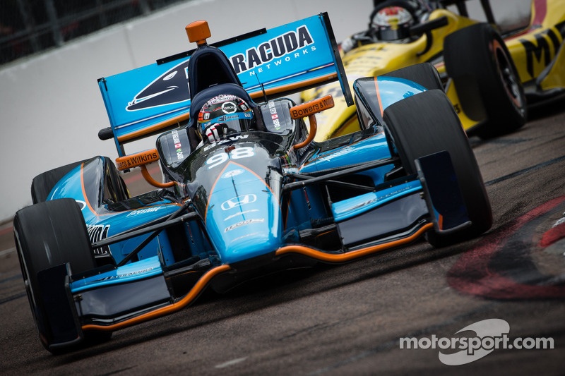 Another solid climb for Barracuda Racing at Barber