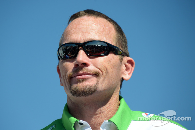 Beckman not daunted by early loss at Las Vegas