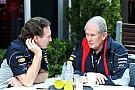 Marko denies 'criticising' Webber